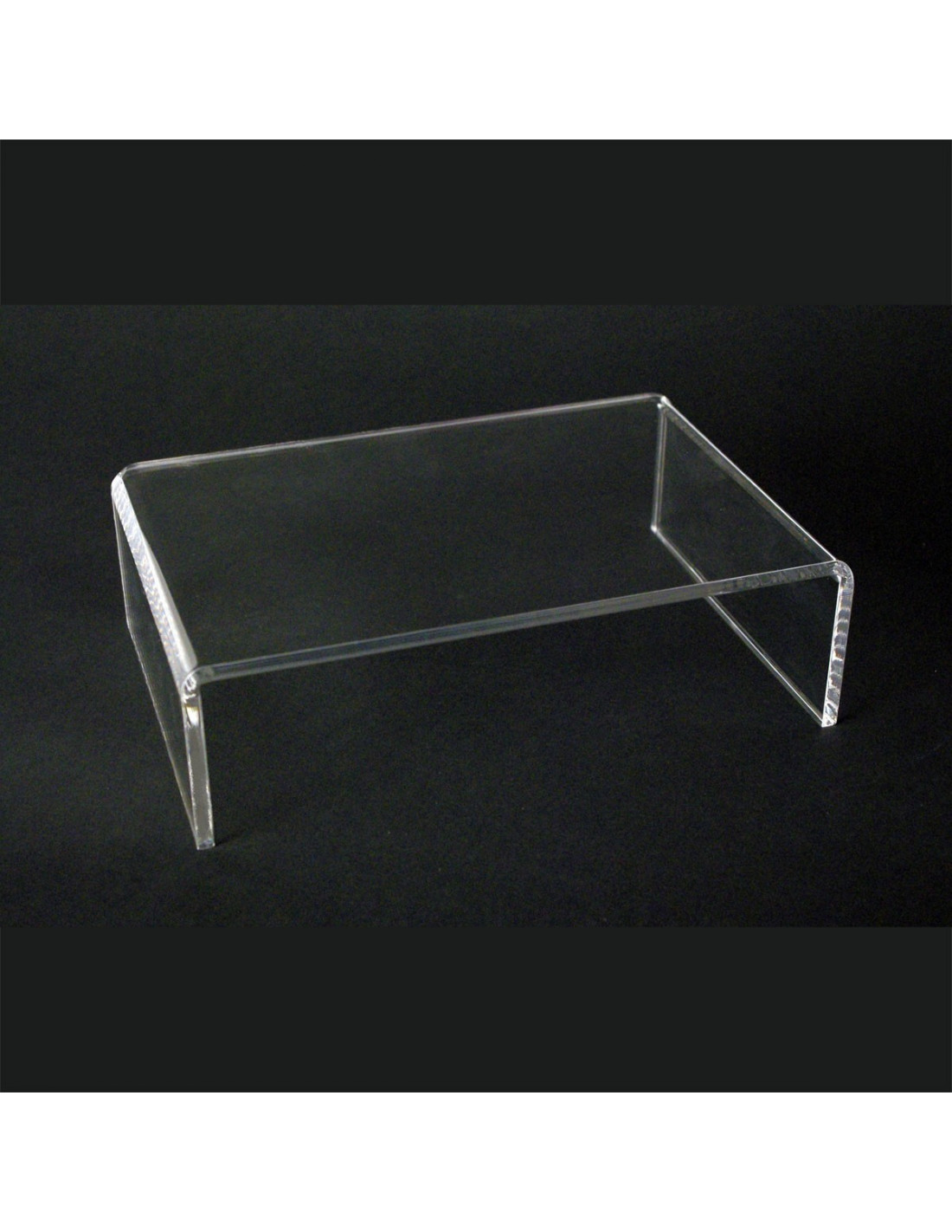 table basse plexiglass design affordable burov round